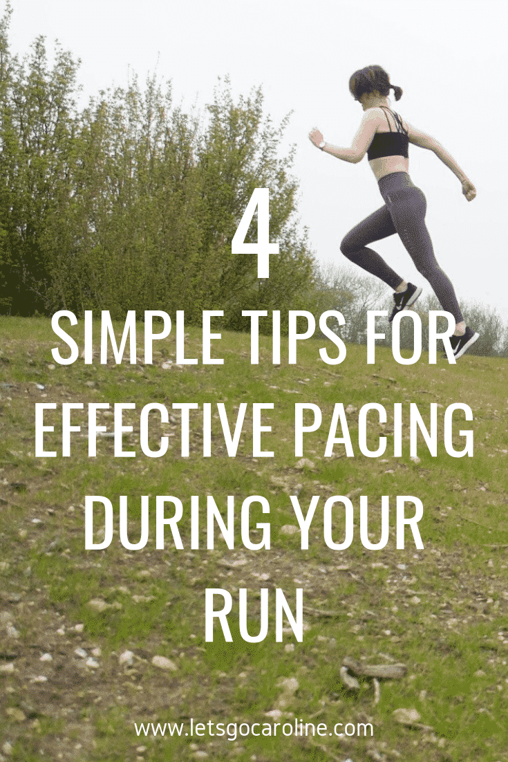 How to pace run