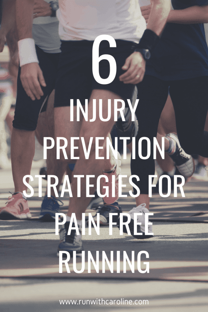 injury prevention strategies for pain free running